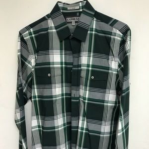 Express Men's button up Shirt